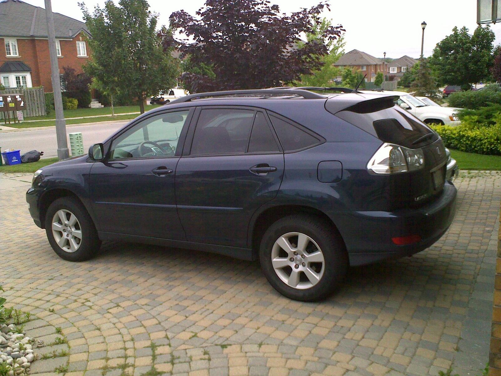 Lexus Rx >> 2005 LEXUS RX 330 - Image #10