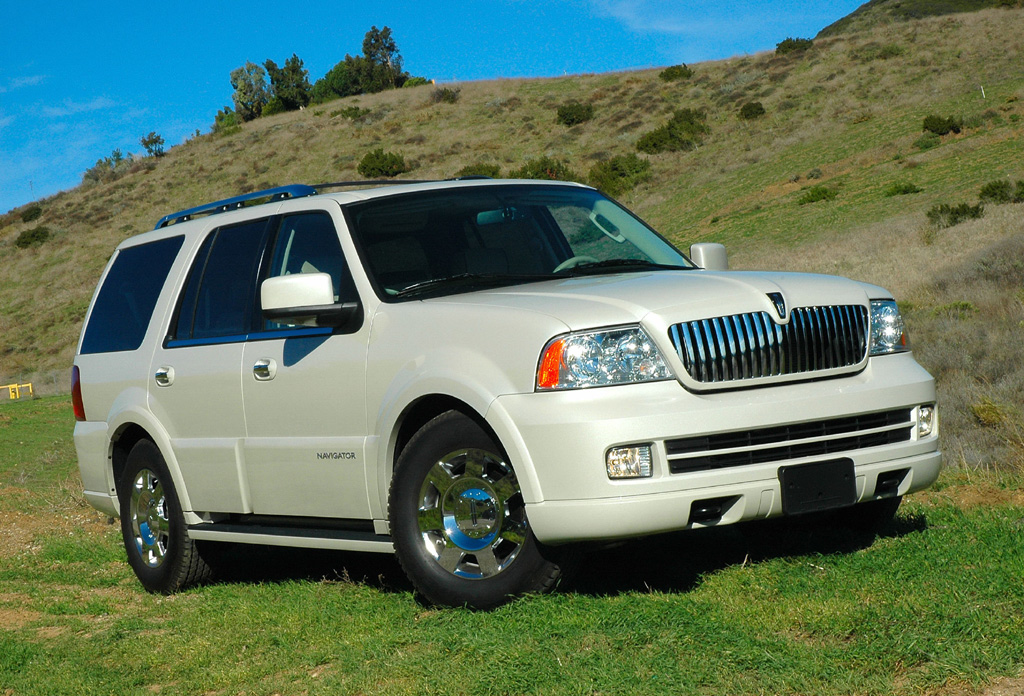 Lincoln Aviator #21