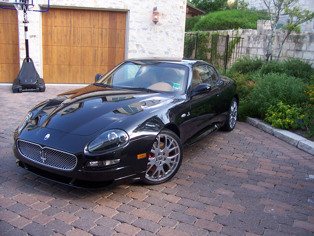 2005 Maserati GranSport - Information and photos - ZombieDrive