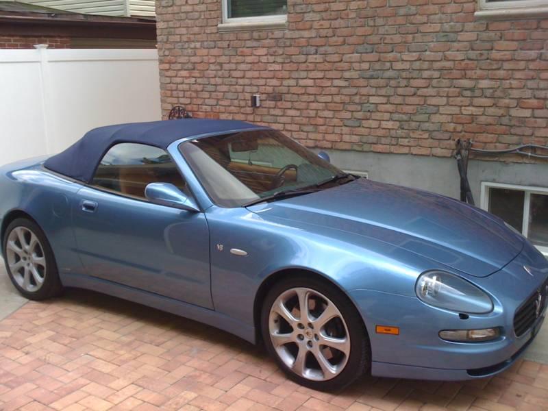 2005 Maserati Spyder - Information and photos - ZombieDrive