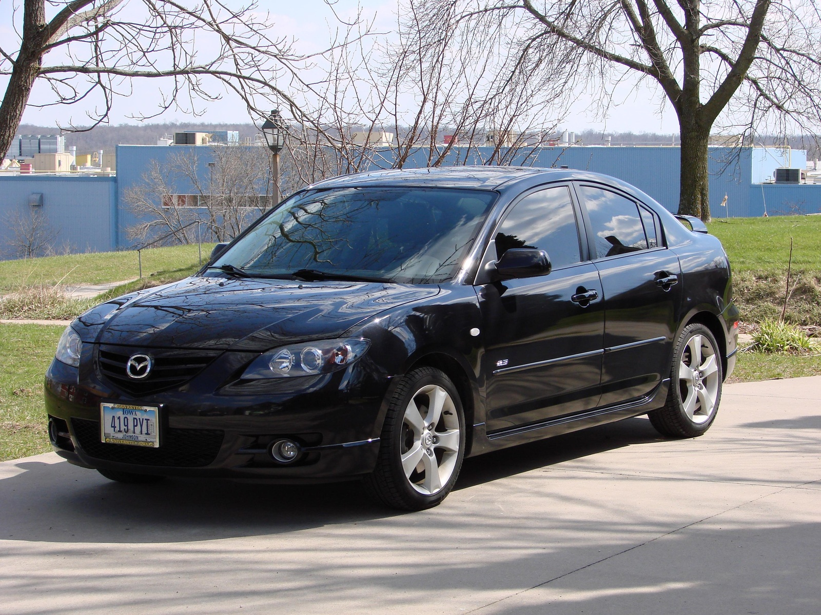 2005 mazda mazda3 image 11. Black Bedroom Furniture Sets. Home Design Ideas