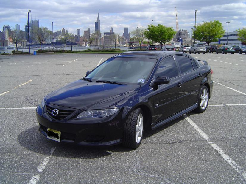 2005 mazda mazda6 image 36. Black Bedroom Furniture Sets. Home Design Ideas