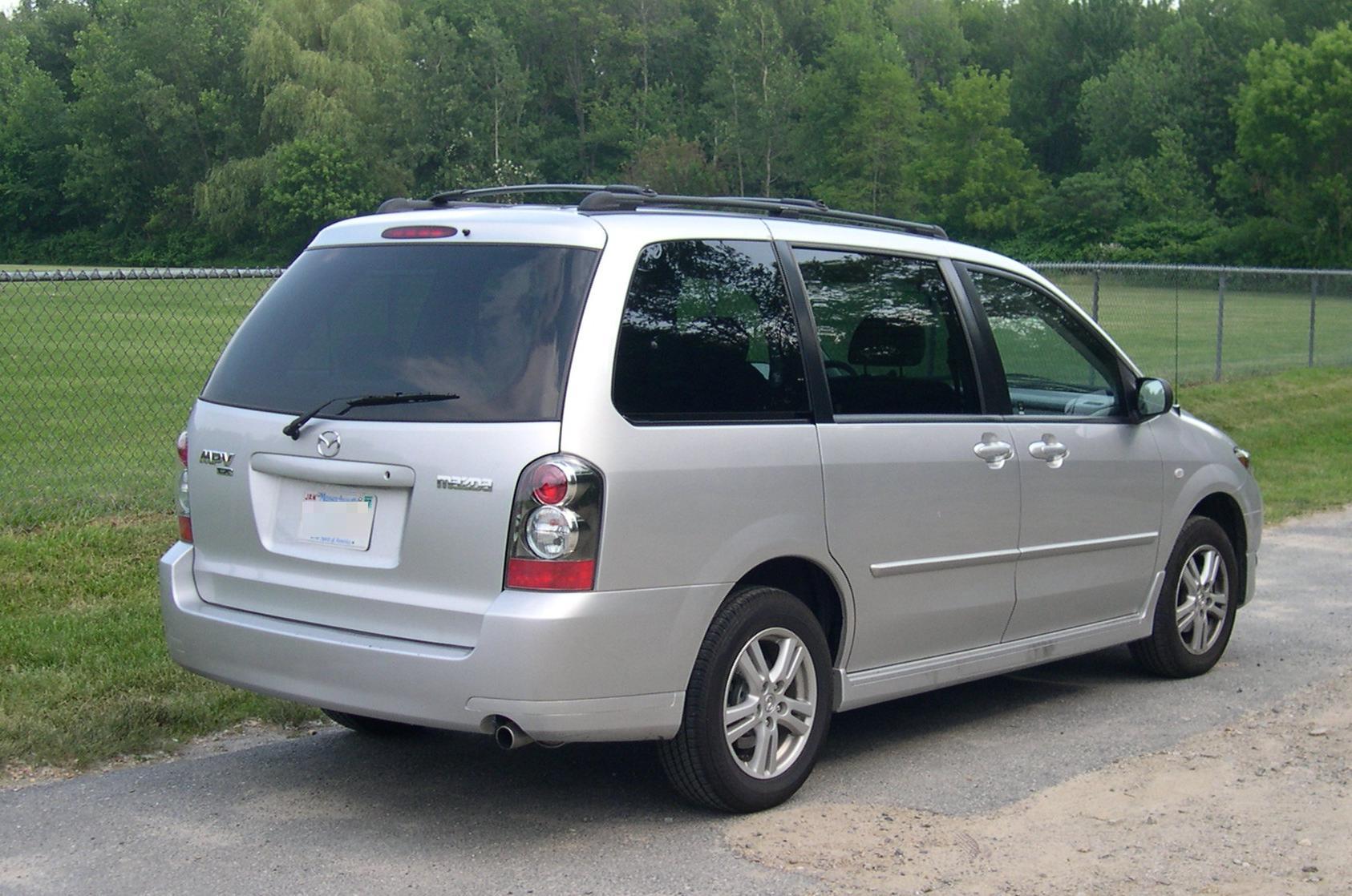 2005 Mazda Mpv 10
