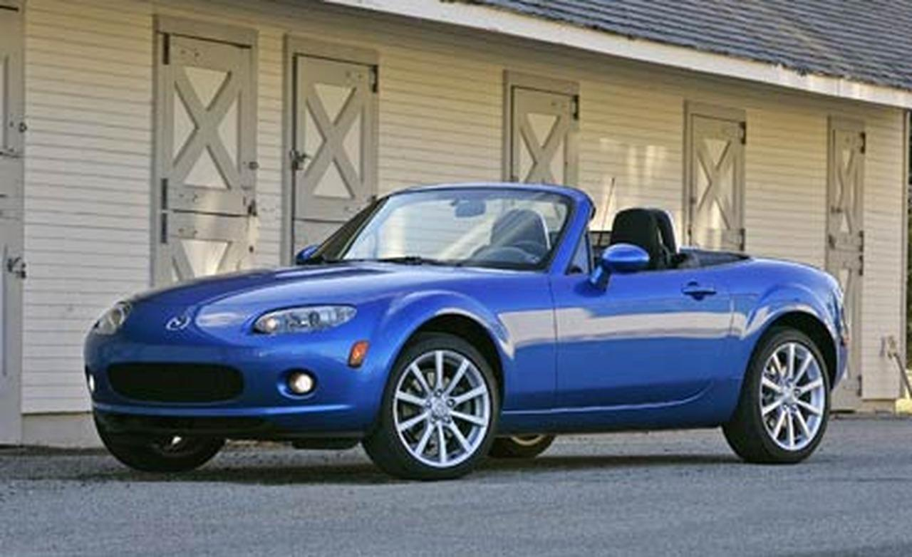 2005 mazda mx 5 miata image 13. Black Bedroom Furniture Sets. Home Design Ideas