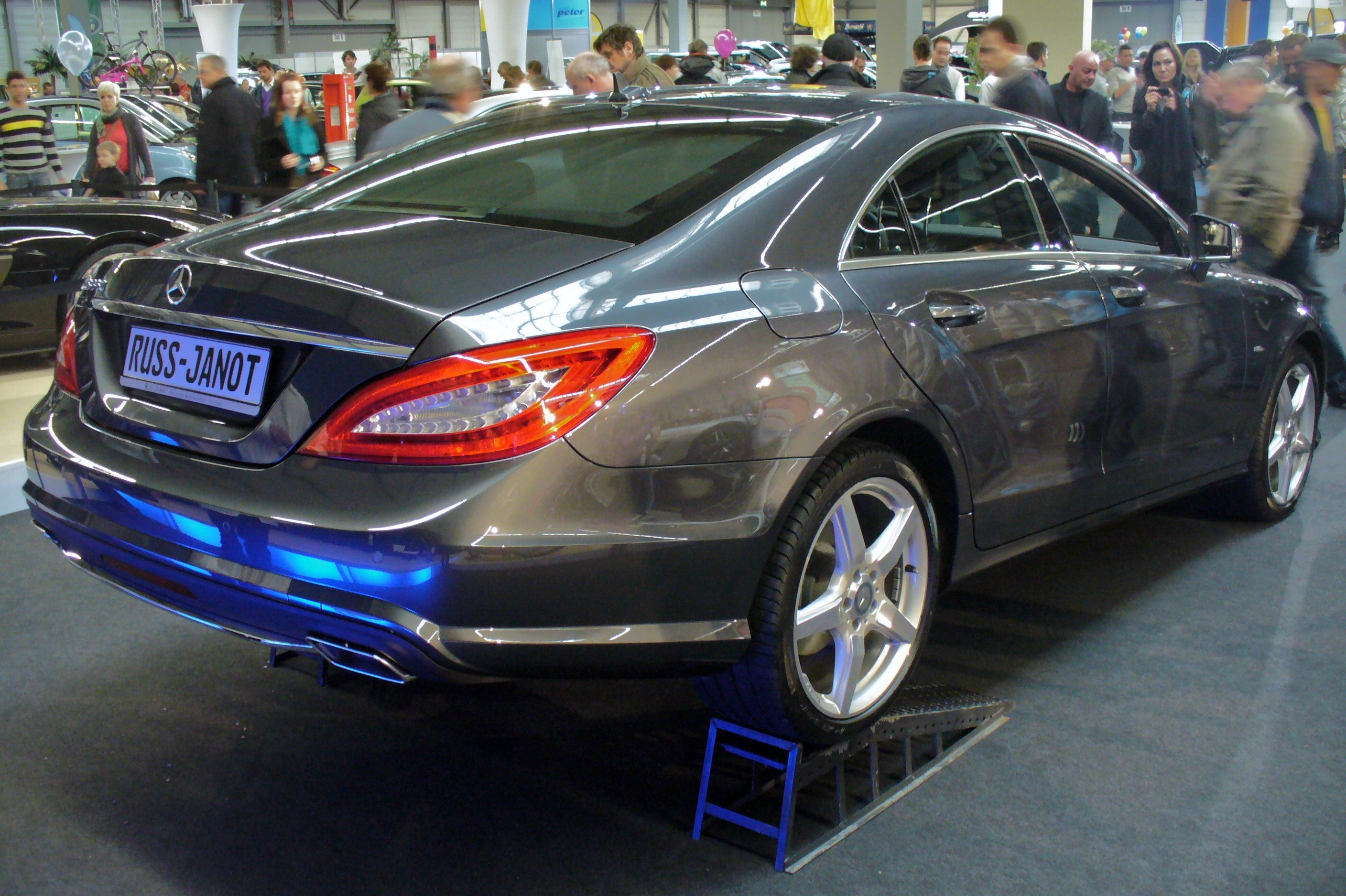 2005 Mercedes Benz CL Class Information and photos ZombieDrive