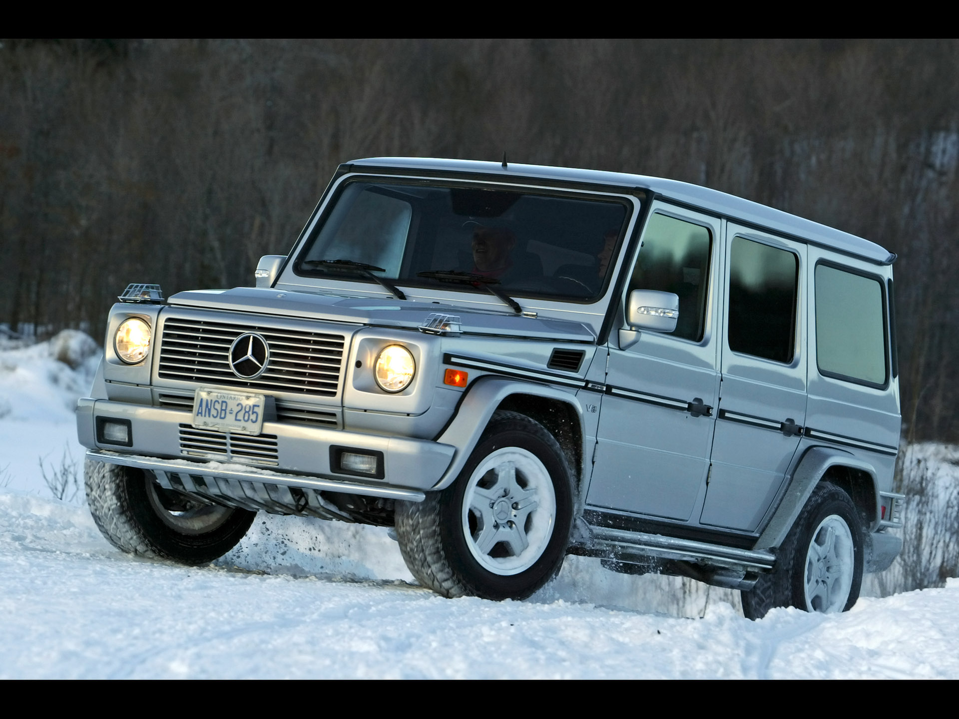 2005 mercedes benz g class blue 200 interior and. Black Bedroom Furniture Sets. Home Design Ideas