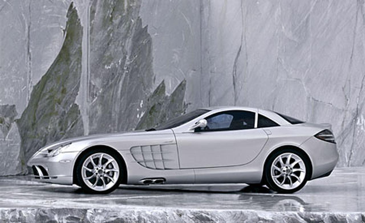 2005 mercedes benz slr mclaren image 13 for Mercedes benz n