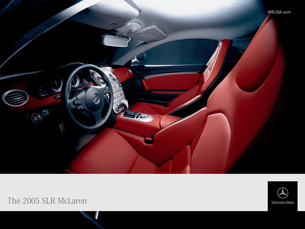 2005 Mercedes Benz Slr Mclaren Image 19