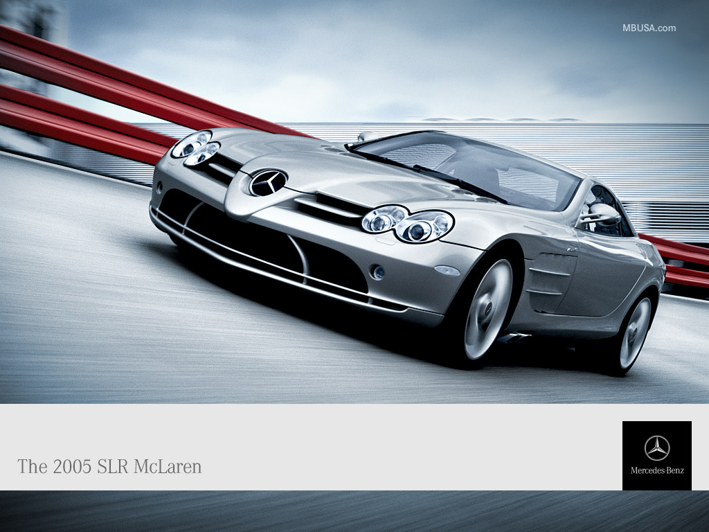 2005 Mercedes Benz Slr Mclaren Image 15