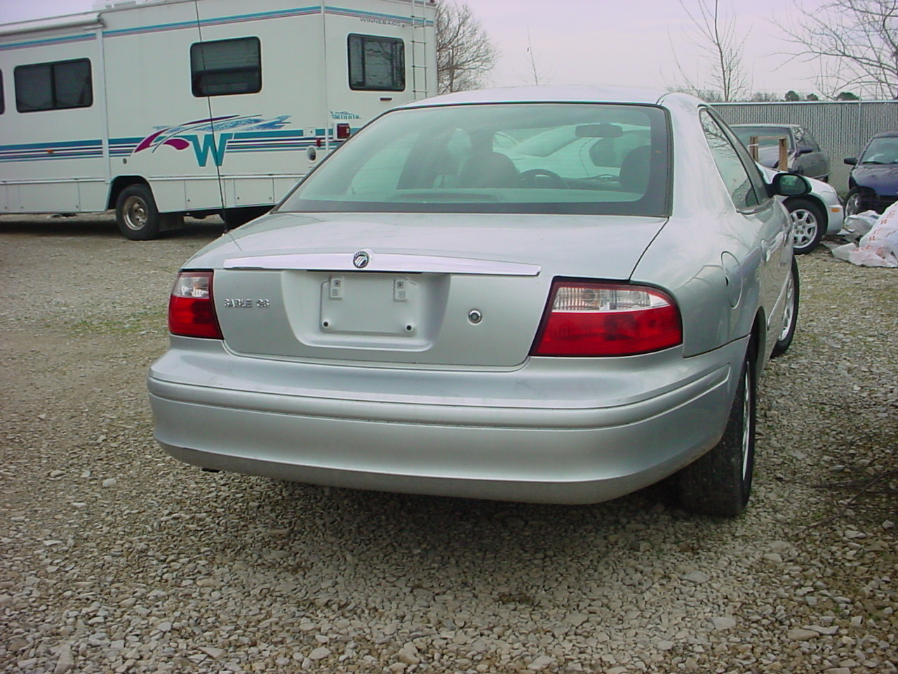 Mercury Sable #20