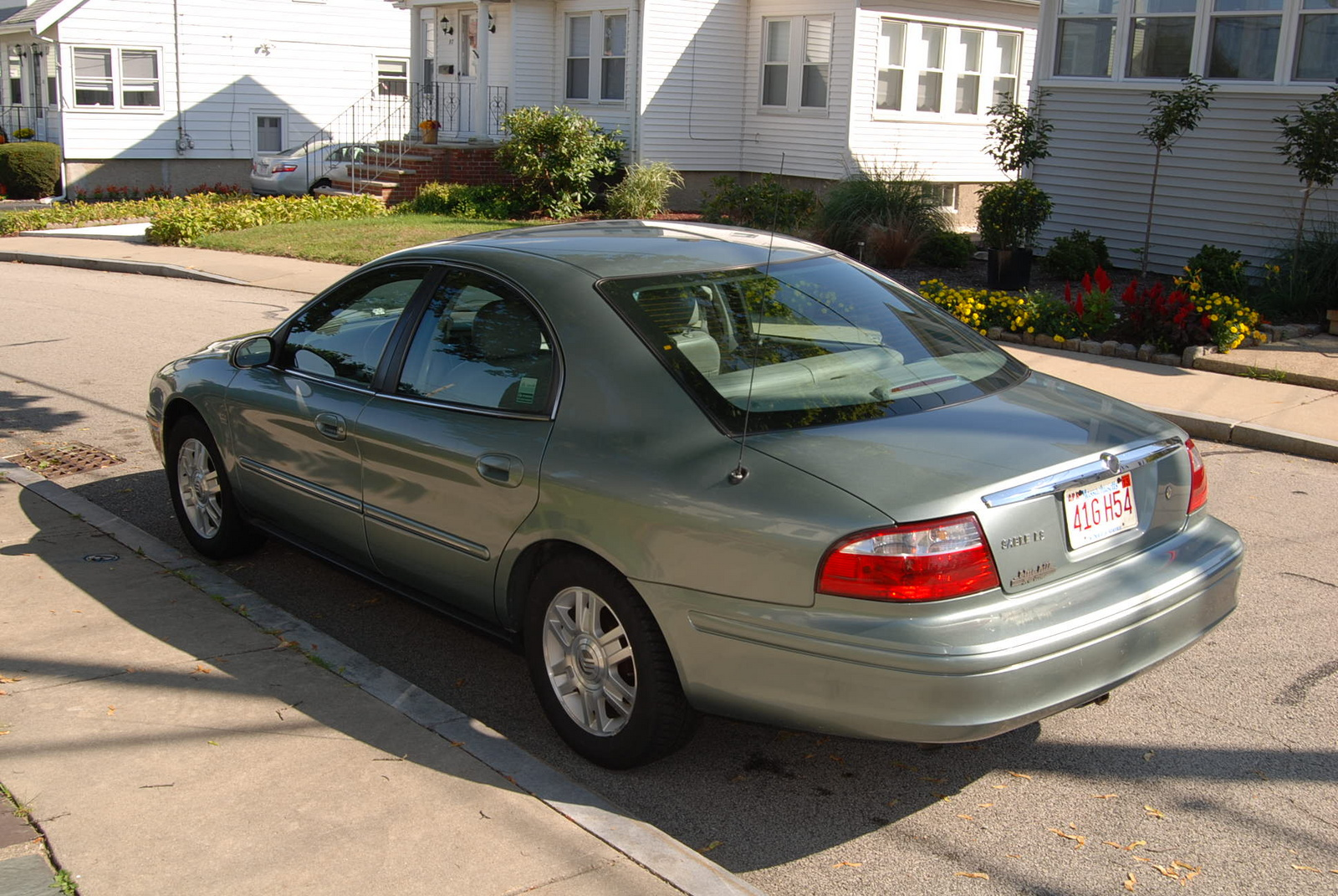 Mercury Sable #21