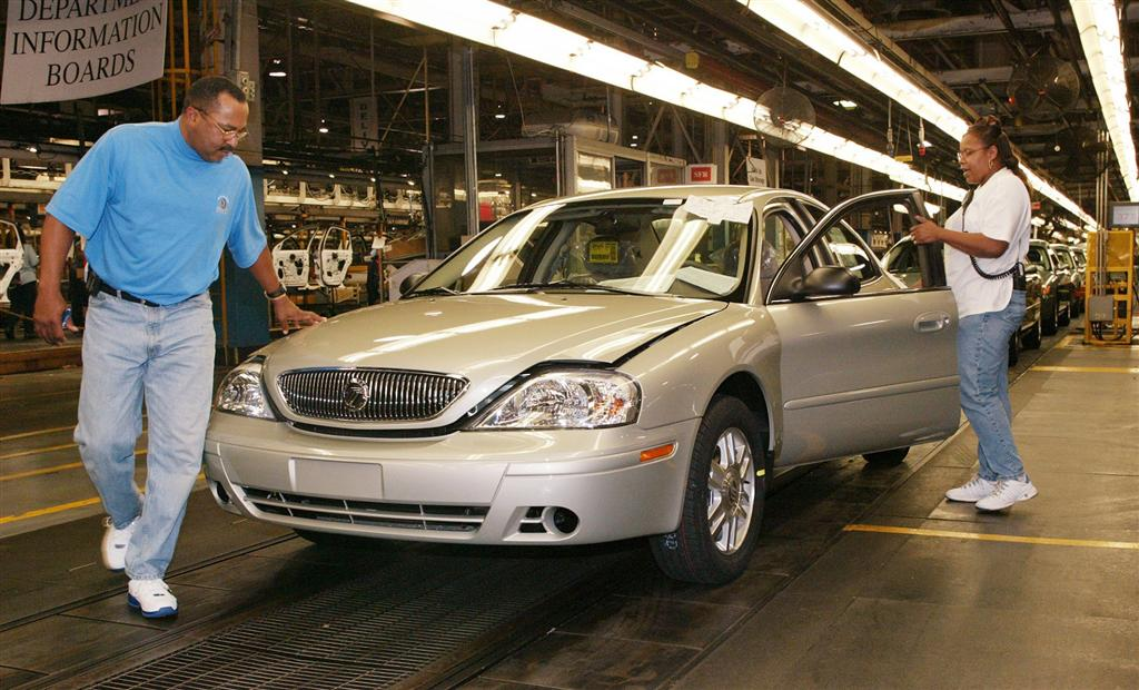 Mercury Sable #17
