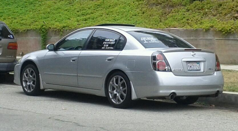2005 Nissan Altima #11 Nissan Altima #11
