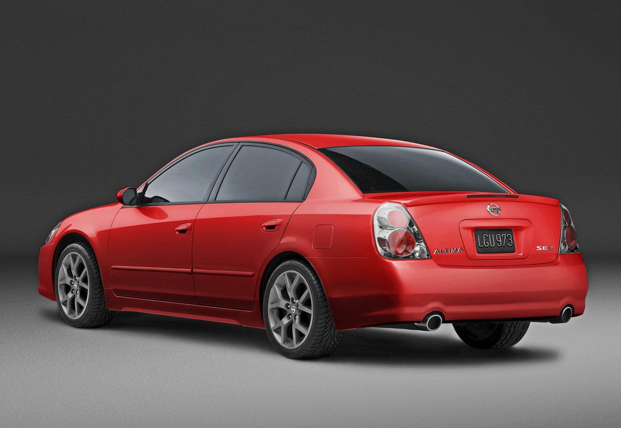 Nissan Altima >> 2005 NISSAN ALTIMA - Image #21