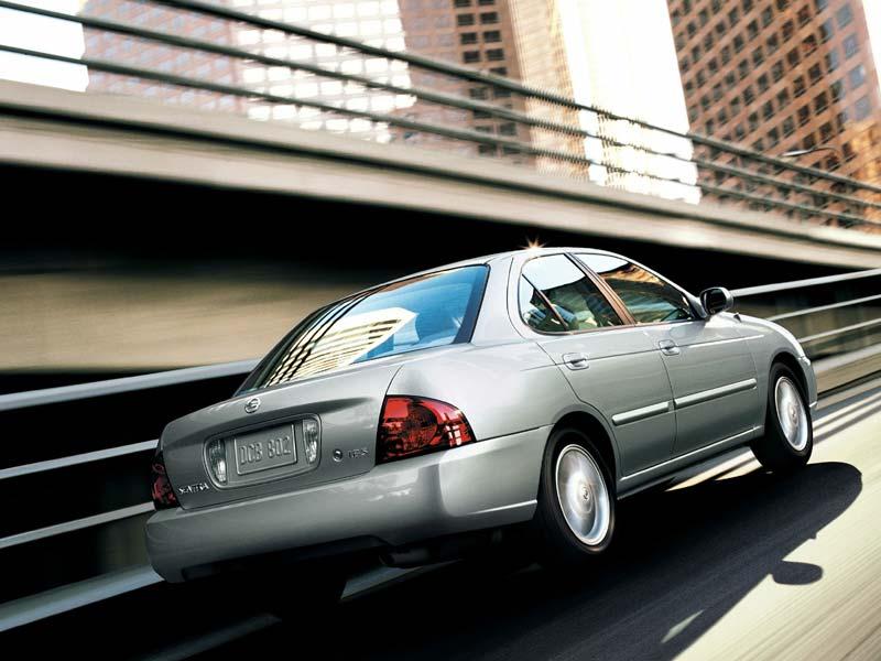 2005 Nissan Sentra Image 9