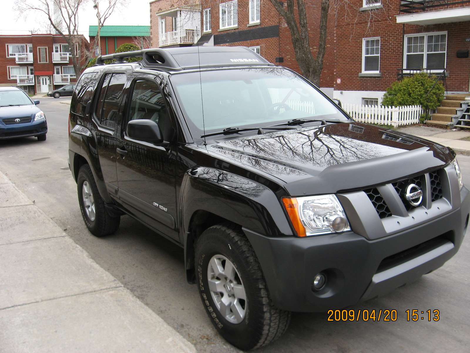 2005 Nissan Xterra  Information and photos  ZombieDrive