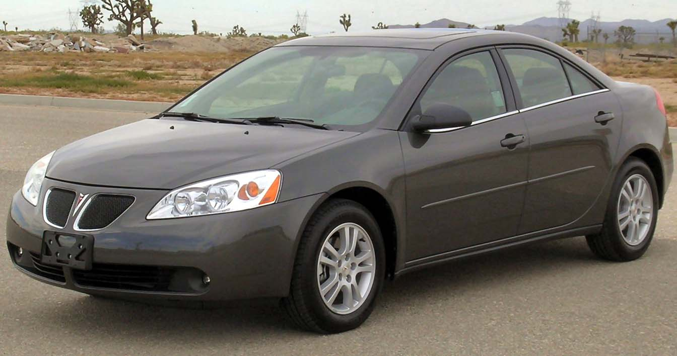 2005 pontiac g6 information and photos zombiedrive. Black Bedroom Furniture Sets. Home Design Ideas
