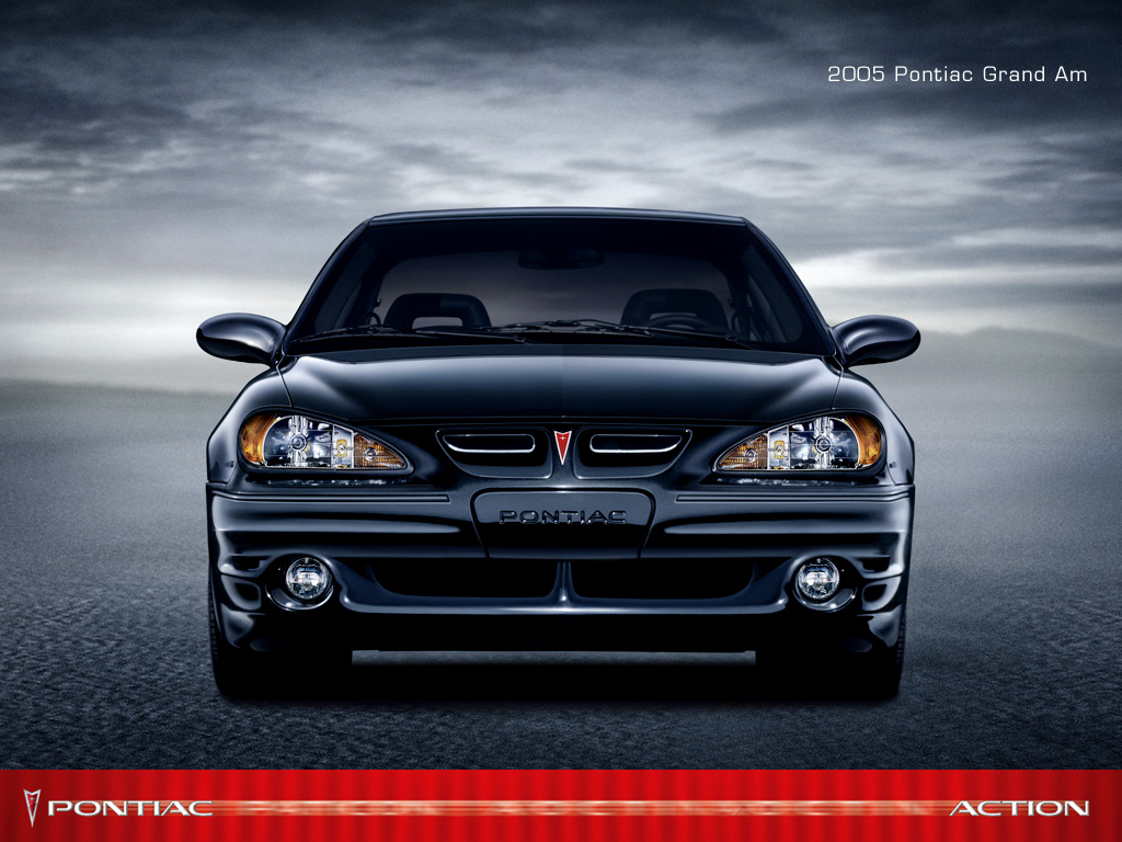 Pontiac Grand Am #12