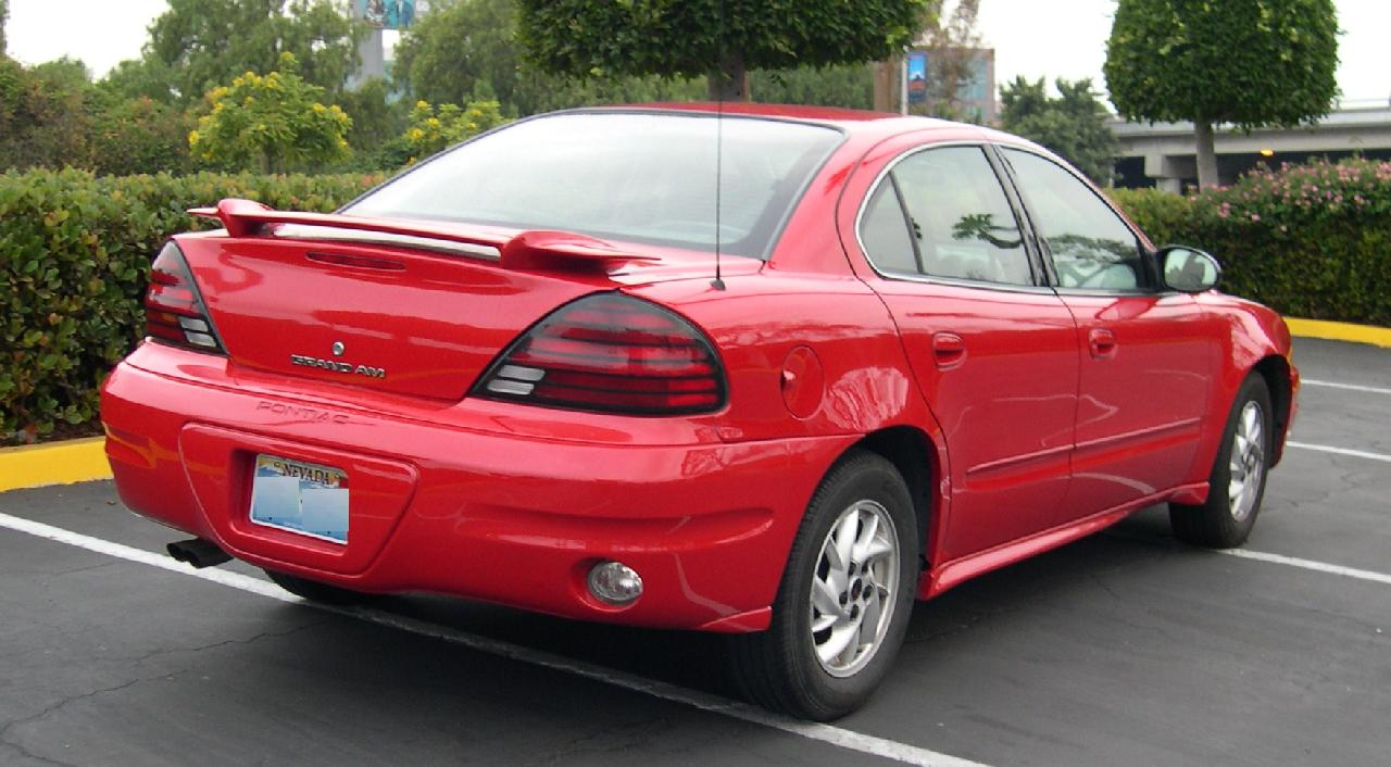 Pontiac Grand Am #8
