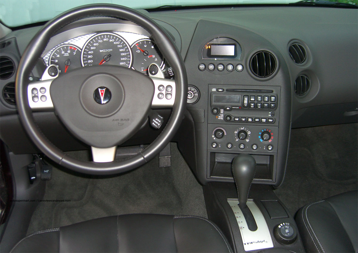 Pontiac 2005 pontiac grand prix gxp : 2005 Pontiac Grand Prix - Information and photos - ZombieDrive