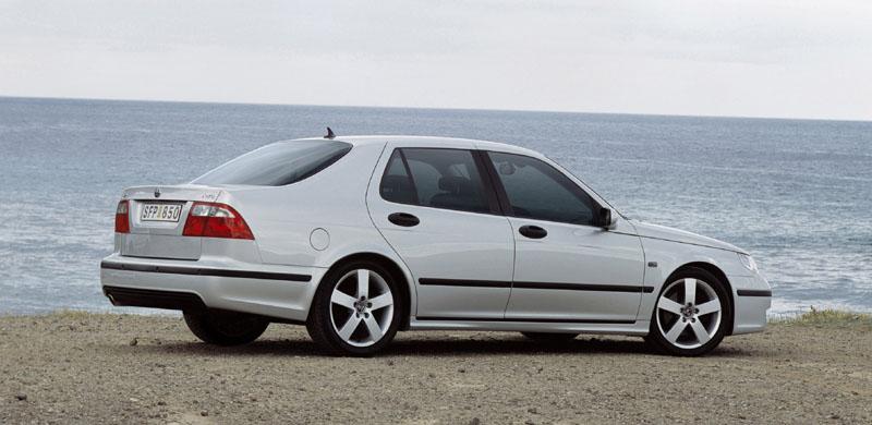 2005 Saab 9 5 14