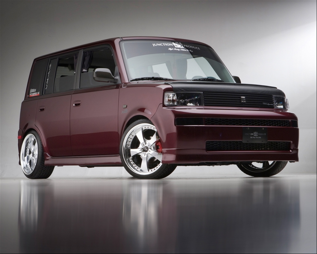 Captivating 2005 Scion XB #10 Scion XB #10