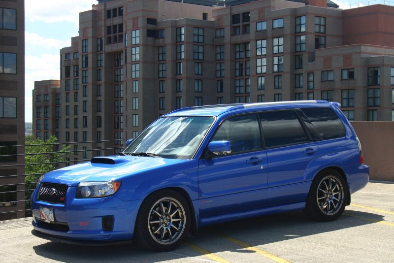 2005 Subaru Forester Information And Photos Zombiedrive