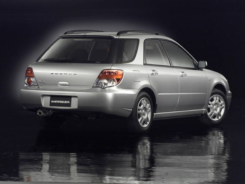 2005 Subaru Impreza Information And Photos Zombiedrive