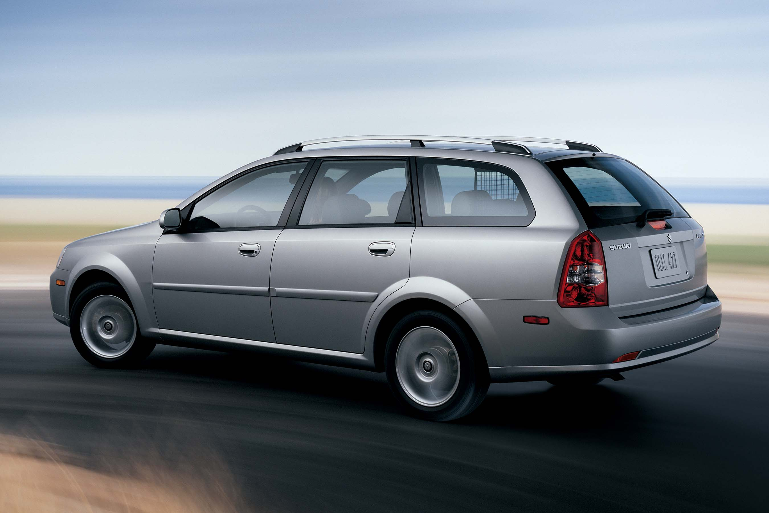 2005 suzuki forenza information and photos zombiedrive