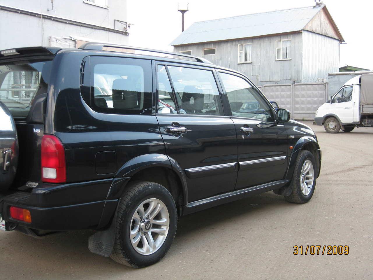 Suzuki Grand Vitara Lx