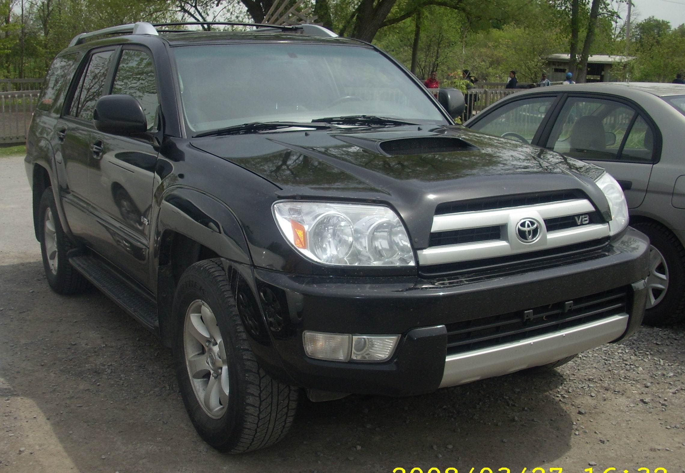 2005 Toyota 4runner Image 16
