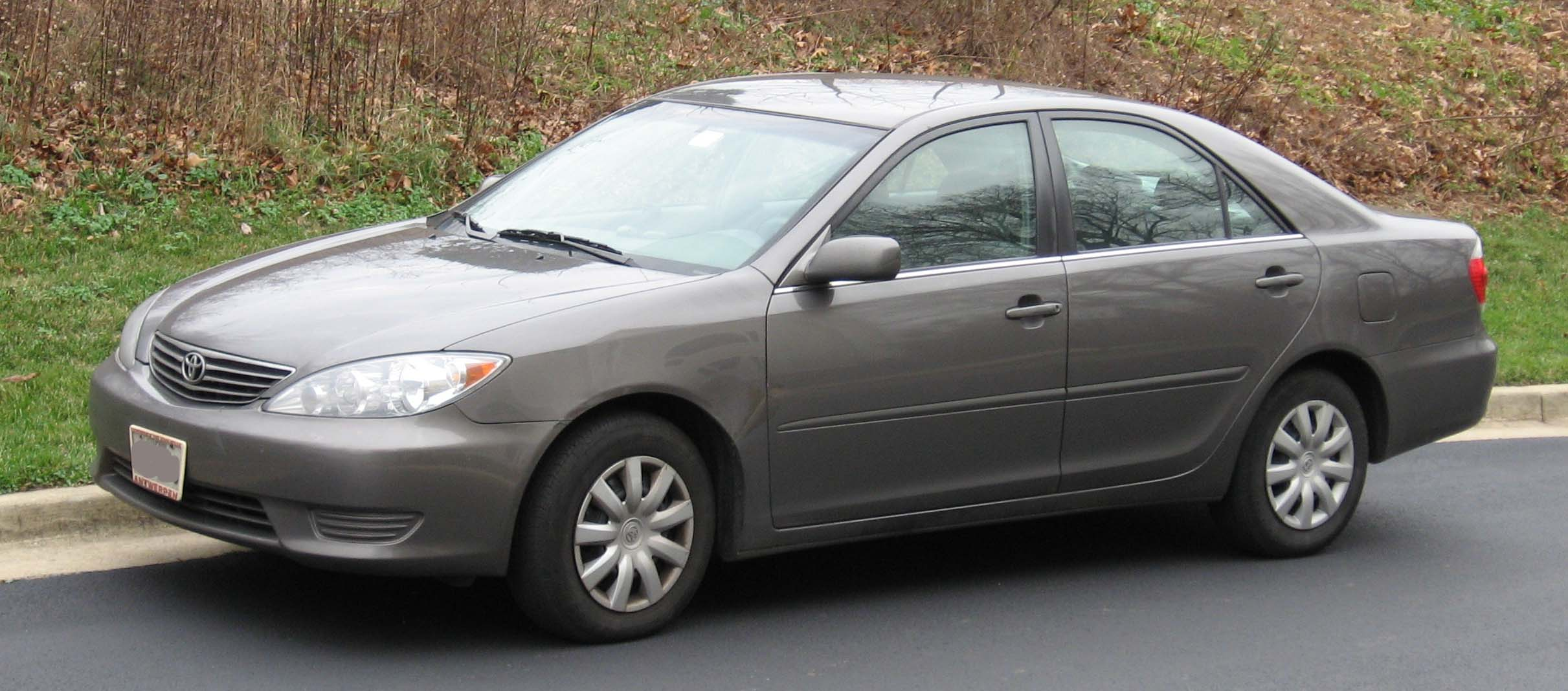 2005 Toyota Camry Image 14