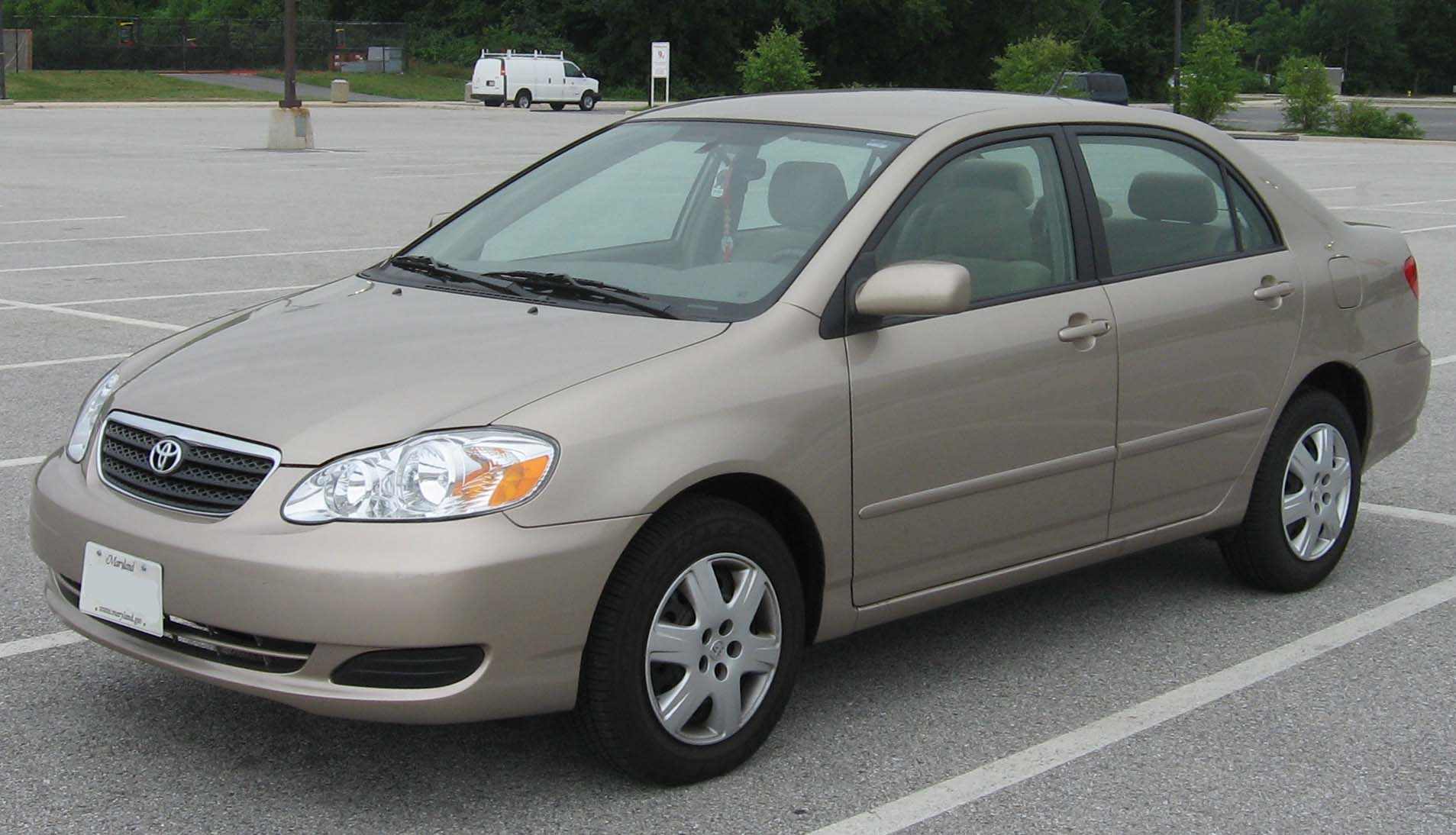 2005 Toyota Corolla Information and photos ZombieDrive