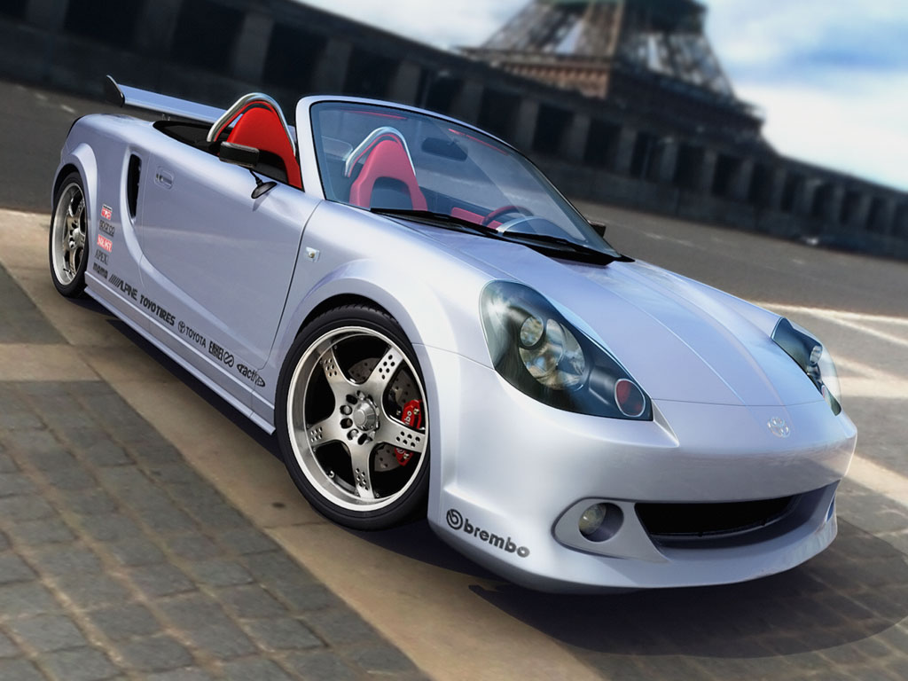 Toyota MR2 Spyder #8