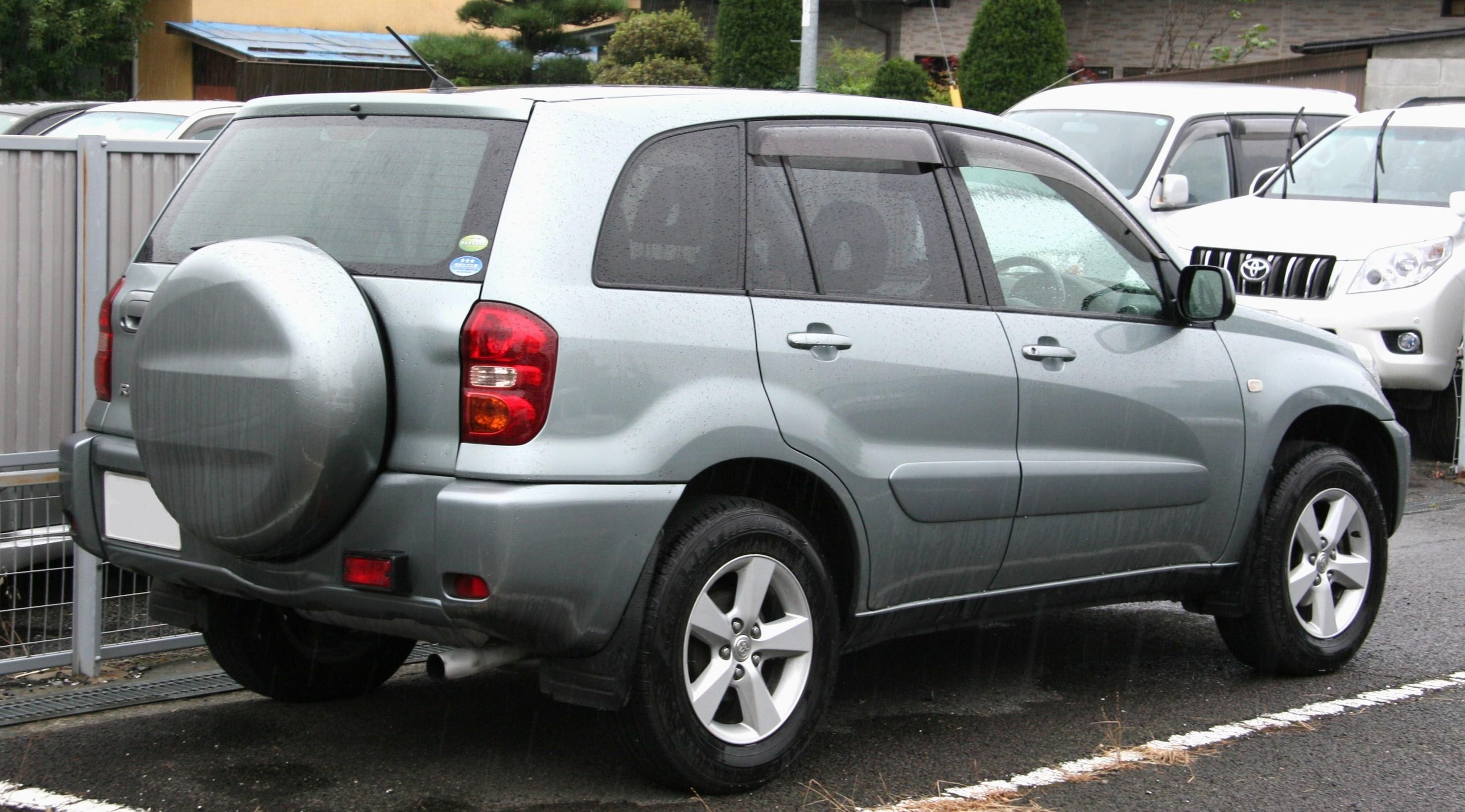 Toyota Rav Interior >> 2005 TOYOTA RAV4 - Image #10