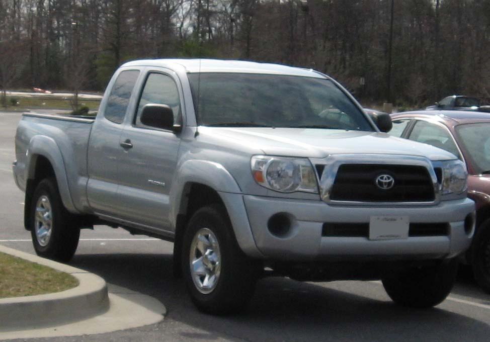 Toyota Com Tacoma >> 2005 TOYOTA TACOMA - Image #13