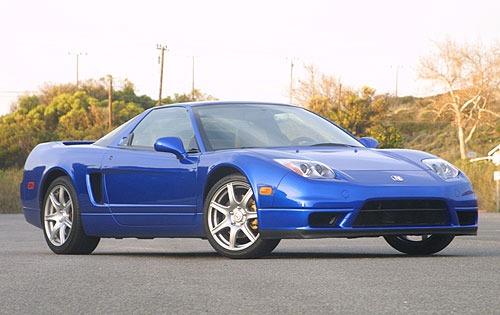 Honda Nsx 2005 >> 2005 ACURA NSX - Image #1