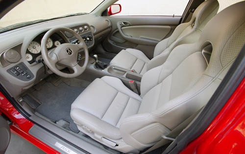 2005 Acura RSX Type-S Int interior #1