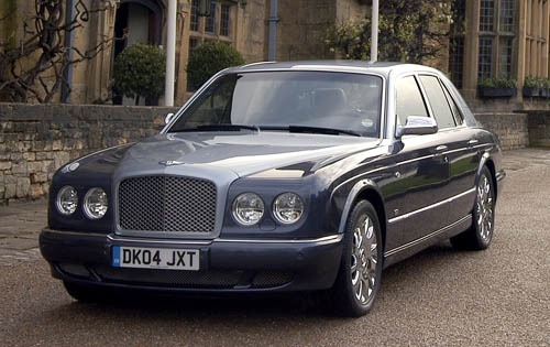 2005 Bentley Arnage R 6.7 exterior #4