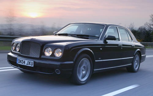 2005 Bentley Arnage R 6.7 exterior #1