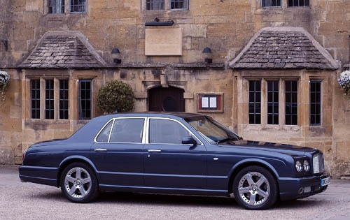 2005 Bentley Arnage R 6.7 exterior #6