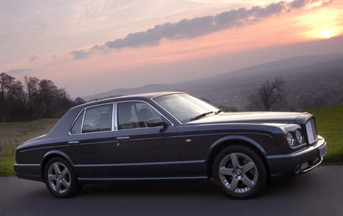 2005 Bentley Arnage R 6.7 exterior #7