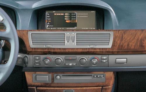 2005 BMW 7 Series 17 2003 745Li 4 Exterior