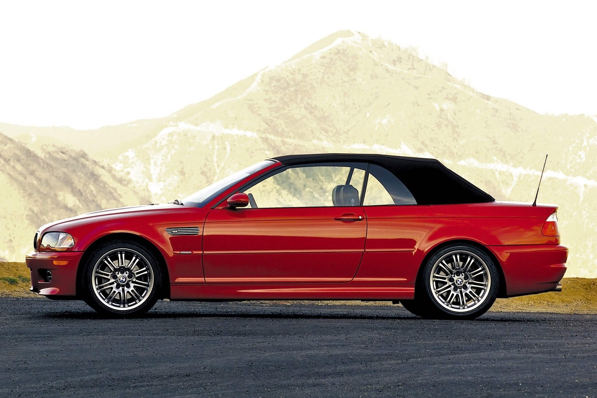 2005 BMW M3 Coupe Fender  exterior #13