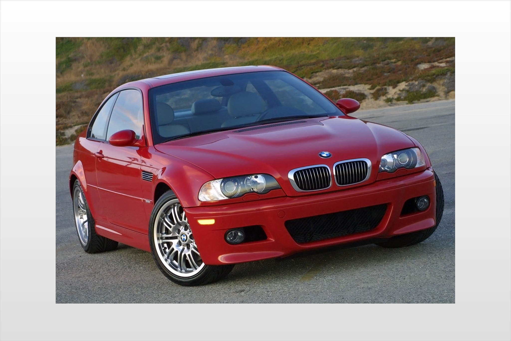 2005 BMW M3 Coupe Fender  exterior #5