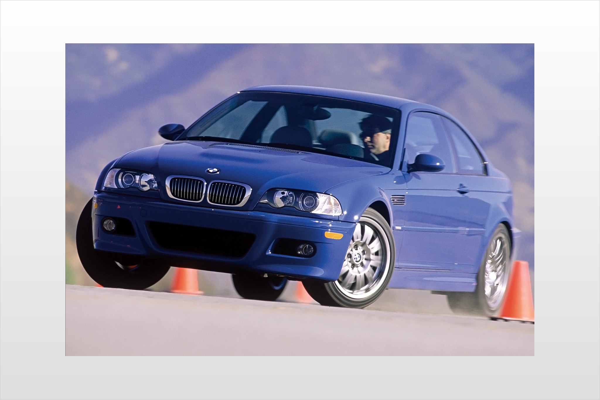 2005 BMW M3 Coupe Fender  exterior #2