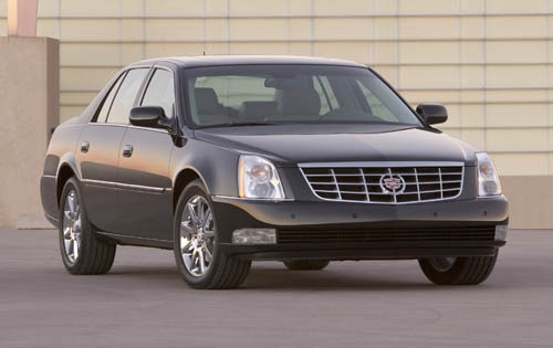 2005 Cadillac Deville Information And Photos Zombiedrive