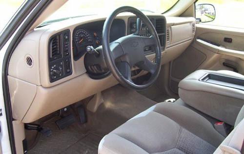 2006 Chevrolet Silverado 3500 #14 2004 Chevrolet Silverado Interior #14