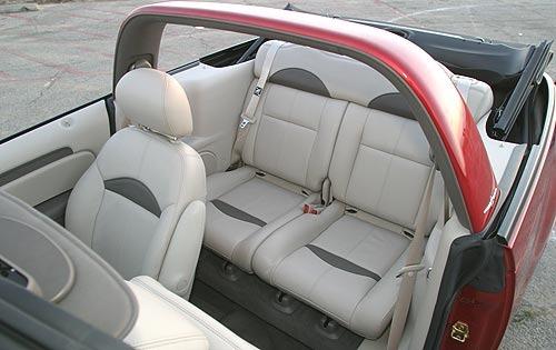 ... 2003 Chrysler PT Cruiser Interior #11