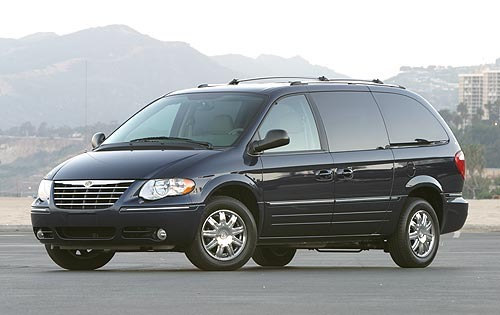 Chrysler Recalls 312,000 Minivans to Fix Airbags (The Torque Report)
